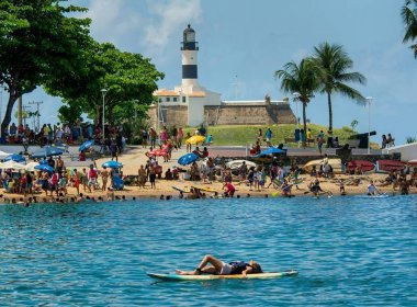Temperaturas em Salvador podem chegar a 34ºC durante o verão, explica meteorologista