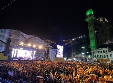 Réveillon de Salvador terá 29 shows e pretende agregar mais de 1,5 milhão de pessoas