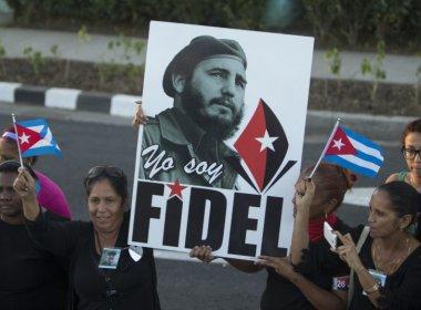 Cuba atende a pedido de Fidel Castro e proíbe nome de ex-presidente em locais públicos