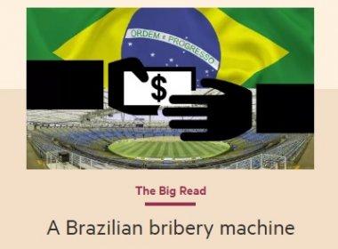 Site do Financial Times chama Odebrecht de 'máquina brasileira de propina'