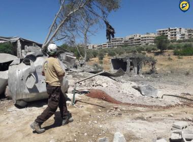 Síria anuncia cessar-fogo em todo o país a partir da meia-noite desta sexta