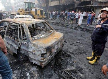 Bagdá sofre segundo atentado em 48 horas; 32 morrem e 61 ficam feridos