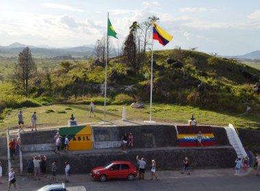Venezuela decide reabrir parcialmente fronteira com o Brasil