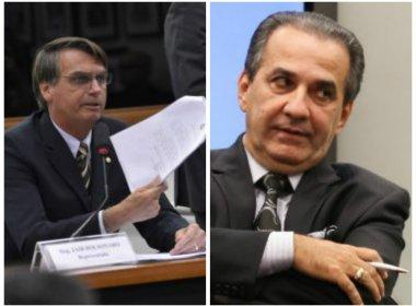 Bolsonaro conversa com Silas Malafaia para apoiar sua candidatura a presidente em 2018