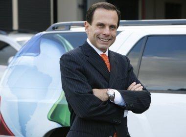 Doria devolve 5 dos 6 carros alugados para prefeito e deve economizar R$ 10 milhões