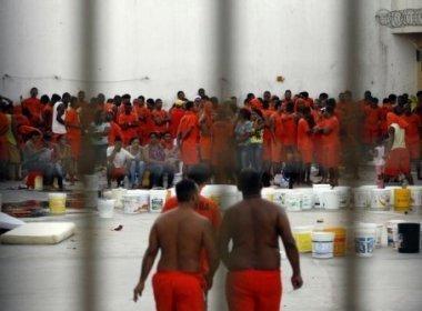 Sem fundo penitenciário, Bahia só deve receber recursos federais em fevereiro ou março