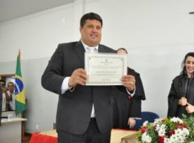 PREFEITO DE EUCLIDES DA CUNHA  SE LANÇA CANDIDATO PRESIDENTE DA UPB