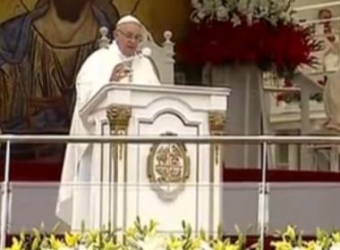 Papa pede oração por mortos em massacre no presídio do AM: 'Dor e preocupação'