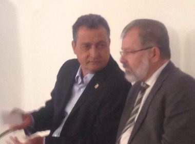 Nilo conversa com Rui sobre eleições na AL-BA: 'Governador não vai impor nada'