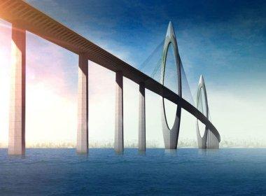 Ponte Salvador-Itaparica: Estudos de hidráulica marítima são abertos para consulta