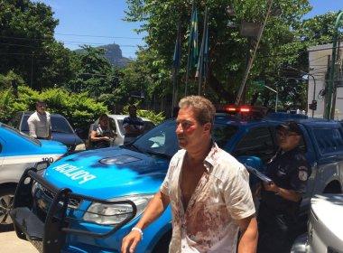 Turista presta queixa por assalto e é preso por desacatar delegado no RJ