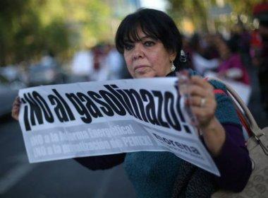 Seis morrem no México durante protestos contra aumento da gasolina