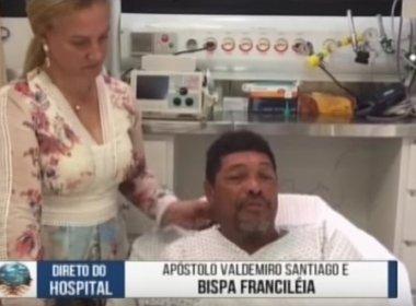 Líder de igreja evangélica é esfaqueado durante culto em São Paulo
