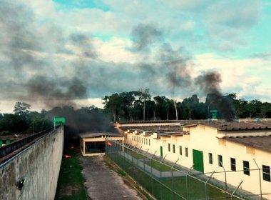 Três corpos são encontrados próximos a presídio de Manaus onde houve chacina