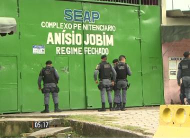 Força Nacional começa a chegar a Manaus; equipes reforçarão segurança em 7 estados