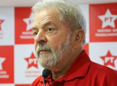 Lula participa de abertura do 29º Encontro Estadual do MST em Salvador nesta quarta