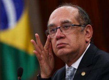 Integrante de comitiva, Gilmar Mendes não é visto em funeral de ex-presidente português