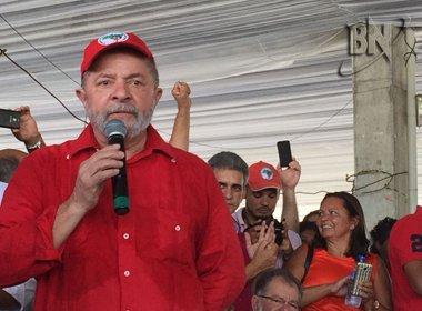 'Grampinho quer ser presidente, ótimo', provoca Lula ao falar da credibilidade de Temer