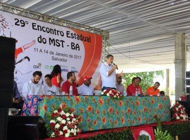 Gabrielli ataca Temer e diz que governo tomará medidas contra reforma agrária