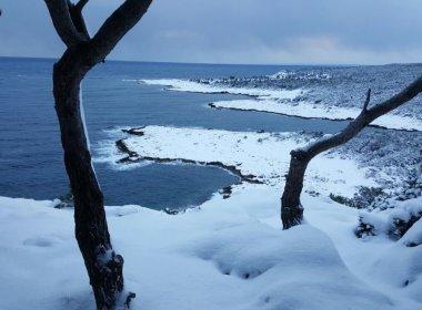 Nostradamus italiano: Fim do mundo se aproxima após dois dias de neve em balneário