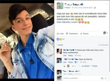 Mãe confessa ter matado filho porque ele era homossexual