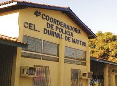 Presos quebram cadeados e 21 fogem de delegacia em Santo Antônio de Jesus