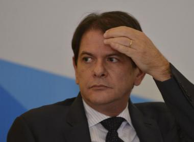 EX – MINISTRO CID GOMES SE TORNA RÉU NO CEARÁ