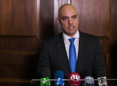 Ministro da Justiça diz que lamenta mortes de presos através de nota oficial