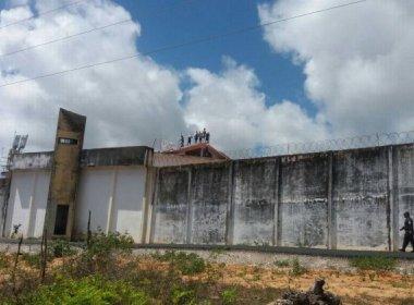 Penitenciária de Alcaçuz tem presos fora da cela desde 2015