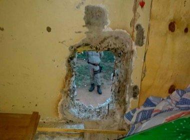 Presos tentam fugir por buraco em cela na Penitenciária Lemos Brito