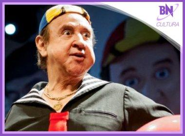 Filho diz que Carlos Villagrán deu adeus ao personagem 'Quico' e ator nega