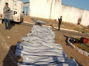 Perícia identifica sete dos 26 corpos encontrados após rebelião em Alcaçuz