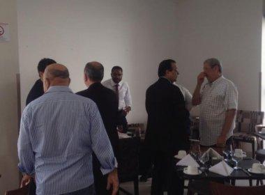 Vice-governador participa de café da manhã em campanha de Jovair Arantes à Câmara