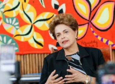 Dilma vai à Europa falar sobre ataque à democracia brasileira em seminário