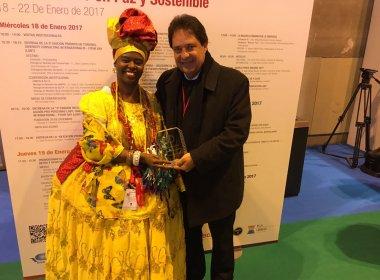 Bahia é premiada em feira de turismo em Madri