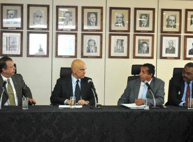 Ministério anuncia criação de Grupo Nacional de Intervenção Penitenciária