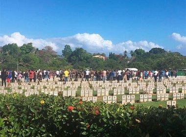 Mãe de PM morto em assalto cobra justiça: 'Cadê os Direitos Humanos que não estão aqui?'