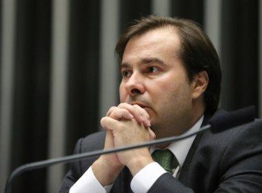 Câmara contraria próprio parecer e defende possibilidade de reeleição de Maia