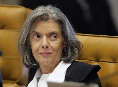 Ministros do STF são contra Cármen Lúcia homologar delações da Odebrecht