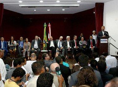 Rui quer profissionalizar Centro de Convenções de Ilhéus e construir novo CCB em Salvador
