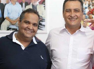 Rui Costa revela torcida por eleição de Eures Ribeiro à presidência da UPB