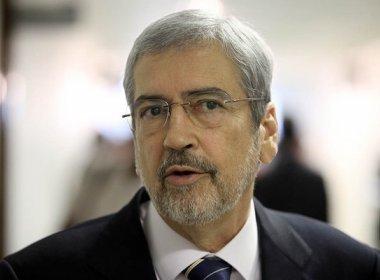 Bancada do PMDB entrega a Temer manifesto em que repudia Imbassahy no lugar de Geddel