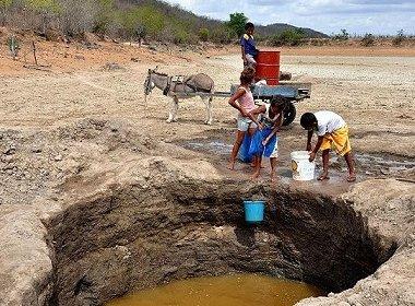 Pesquisa prevê agravamento da seca no Nordeste de fevereiro a abril deste ano
