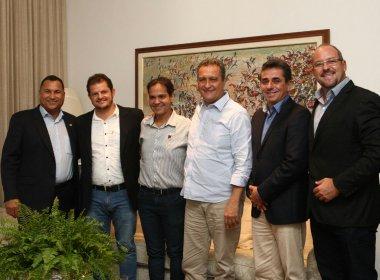 Eures Ribeiro e Rui discutem relação entre governo e municípios
