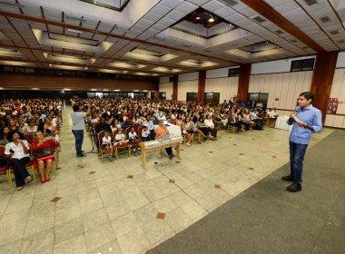 Jornada pedagógica da Educação Municipal começa nesta segunda; Prova Brasil é foco