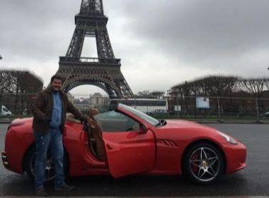 Assessor do gabinete de Bruno Reis aparece em Paris dez dias depois de nomeação