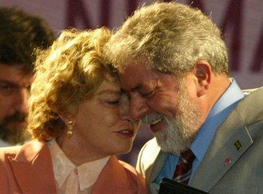 Ex-primeira-dama Marisa Letícia tem morte cerebral e Lula autoriza doação de órgãos