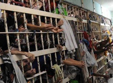 Um em cada três presos respondem por tráfico; aumento foi de 480% em 12 anos