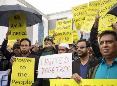 Casa Branca vai recorrer contra suspensão do veto à entrada de refugiados nos EUA