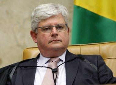 JANOT PEDE INVESTIGAÇÃO DE RENAN, JUCÁ E SARNEY NA LAVA JATO
